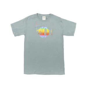 Classic Rainbow Heavyweight Washed Tee