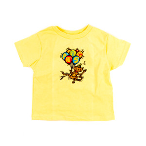 Phish Toddler Monkey T
