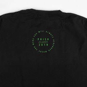 This Is What Space Smells Like NYE 2018 Tee on Washed Black