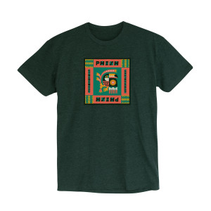 Riviera Maya 2019 Toucan Tee on Forest Green