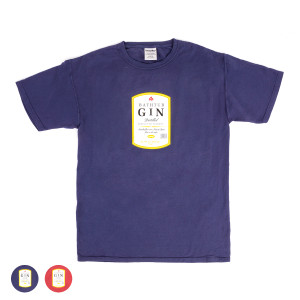 Bathtub Gin Heavyweight Tee