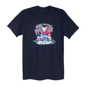 "Phish x Ben & Jerry's ""It's Ice... Cream"" T-shirt"
