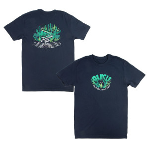 Summer Swampy 2019 Tour Tee on Navy