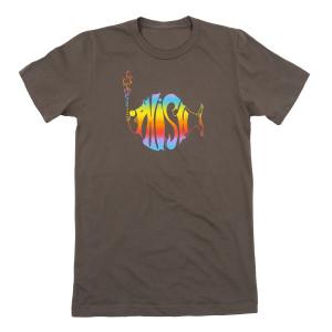 Classic Rainbow Logo T-shirt