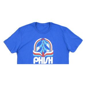DDC x Phish Boston Event T-shirt