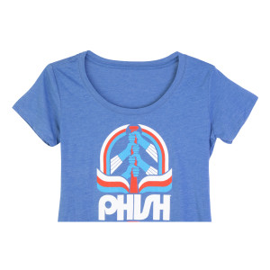 Women's DDC x Phish Boston T-Shirt