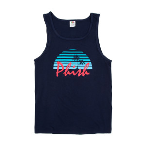 Coastal Sundown Tank Top