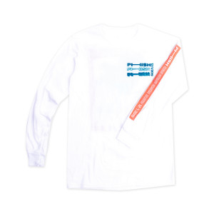 Women's Uniondale Fall Tour Longsleeve T on White