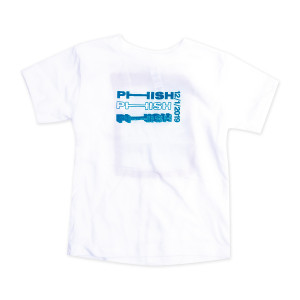 Toddler Uniondale Fall Tour Tee on White