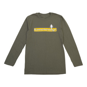 Gamehendge Ranger on Longsleeve Military Green