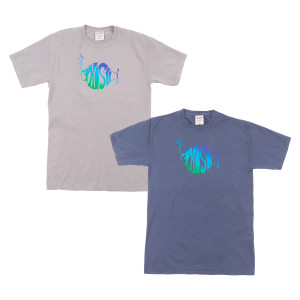 Gradient Logo Heavyweight T