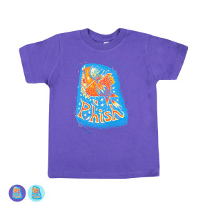 Pollock Rocket Toddler T