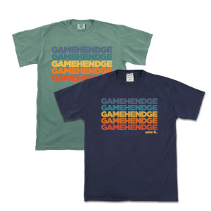 Save Gamehendge Heavyweight Tee