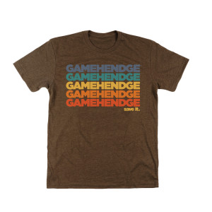 Save Gamehendge Tee