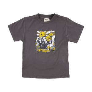 Kids Spring 1989 Tee On Heavyweight Grey