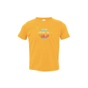 Kids Classic Rainbow Logo Tee