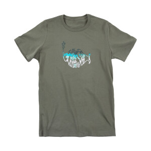 Winter Mountain Air Women's Relaxed Fit Tee