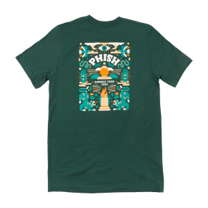Tiger Lilypatches Summer 2021 Tour Tee