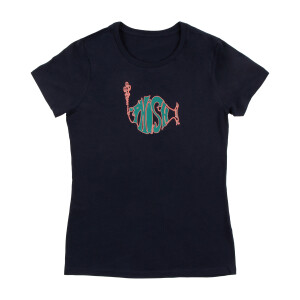 Tiger Lilypatches Summer 2021 Tour Women's Tee