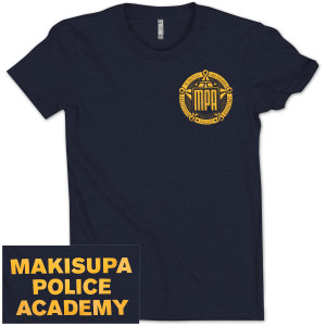 Makisupa Police Academy on Navy