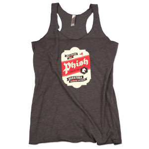 Ladies Saratoga Springs 2014 Event Tank