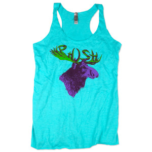 Ladies' Summer 2014 Moose Tank