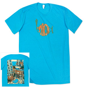 DecaDeco New Year's Run Event T on Turquoise