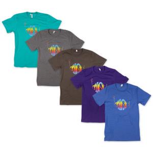 Classic Rainbow Logo T
