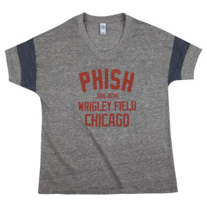 Anson Wrigley Field Women's Baseball Raglan