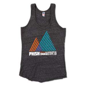 Dick's 2016 Women's Event Tri-Tank on Heather Charcoal