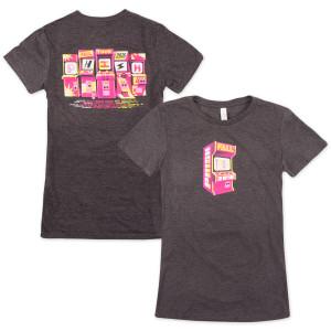 Fall Tour 2016 Women's Arcade T-shirt