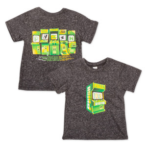 Fall Tour 2016 Kid's Arcade T-shirt