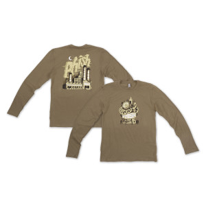New Year's 2017 Factory Long Sleeve Event T
