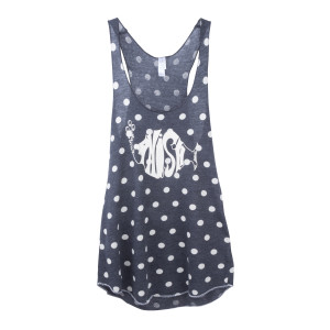 Women's Dots Logo Tank
