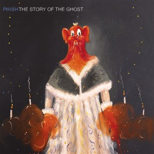 The Story of the Ghost - Digital Download