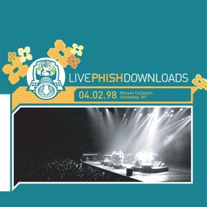 1998-04-02 Nassau Coliseum, Uniondale, NY - Digital Download