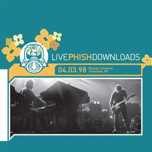 1998-04-03 Nassau Coliseum, Uniondale, NY - Digital Download