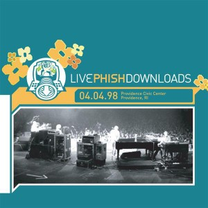 1998-04-04 Providence Civic Center, Providence, RI - Digital Download