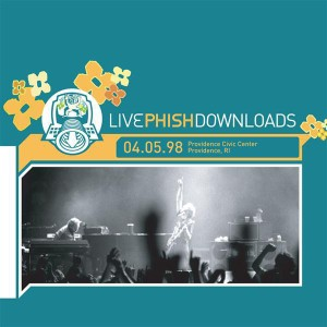 1998-04-05  Providence Civic Center in Providence, RI  - Digital Download