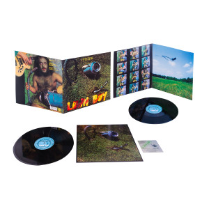 Lawn Boy 2-LP Deluxe Edition Vinyl