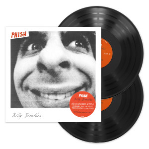 Phish Billy Breathes 2-LP Vinyl