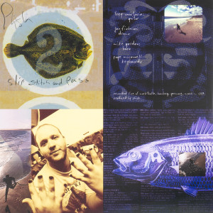 Slip, Stich & Pass 2-LP Vinyl