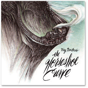 Trey Anastasio - The Horseshoe Curve CD