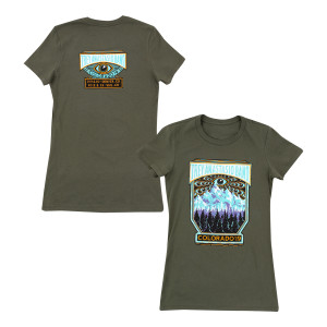 Women's Colorado '19 Tour Tee