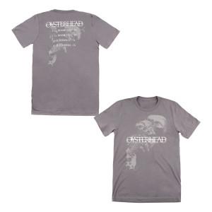 Oysterhead Sea Life X-Ray Tour T-shirt