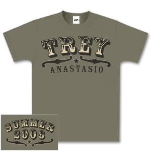 Trey Anastasio 2006 Summer Tour T-Shirt