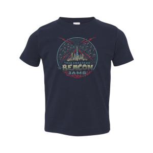 Trey Anastasio Toddler The Beacon Jam T on Navy