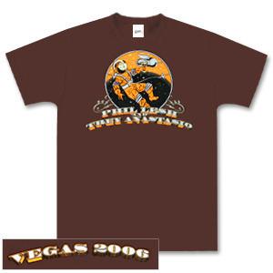 Phil Lesh/Trey Anastasio Event T-Shirt From Vegoose Festival