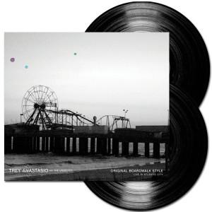 Trey Anastasio - Original Boardwalk Style Double LP