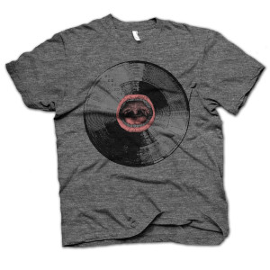Mike Gordon Say Something T-Shirt on Tri-Blend Gray
